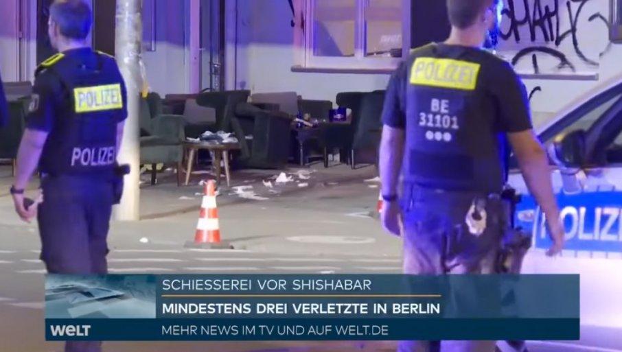 Pucnjava ispred šiša bara u Berlinu: Ubijen jedan Novopazarac, dvojica teško ranjena (Video)