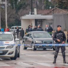 Pucnjava u Zeti: Muškarac pogođen u noge, policija traga za napadačima