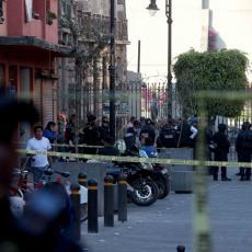 Pucnjava u blizini PREDSEDNIČKE REZIDENCIJE u Meksiku: Ušetao je i otvorio vatru, UBIJENO ČETVORO LJUDI! (FOTO)