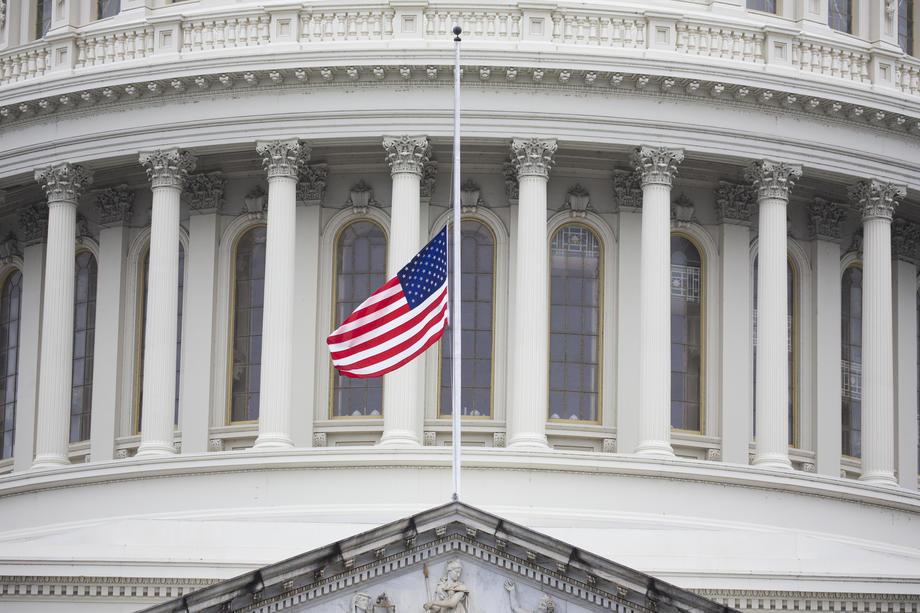 Pucnjave kod Bele kuće za vreme Trampove konferencije za novinare