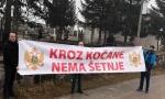 Pukle komite u Nikšiću: Pozvali na skup protiv litije, NIKO se nije pojavio (FOTO)