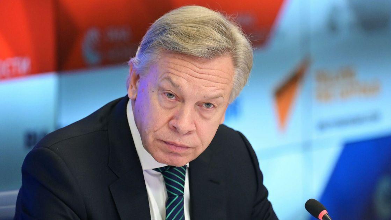 """Puškov: """"Amerika se vratila"""" rekao je Bajden - vraća se kao i obično, vojnim udarima i leševima"""