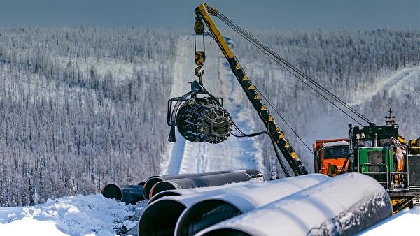 """Sledećeg meseca puštanje u rad gasovoda """"Snaga Sibira"""""""
