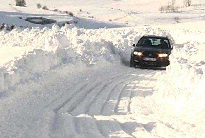 Put Tutin – Ljeskova povremeno neprohodan