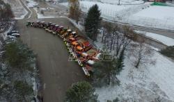 Putari na Zlatiboru spremni za zimu(VIDEO)