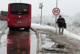 Putevi Srbije: Pet centimetara snega, 1.800 putara