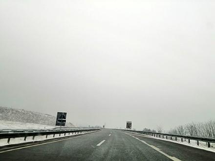 Putevi Srbije apeluju na oprez zbog niskih temperatura