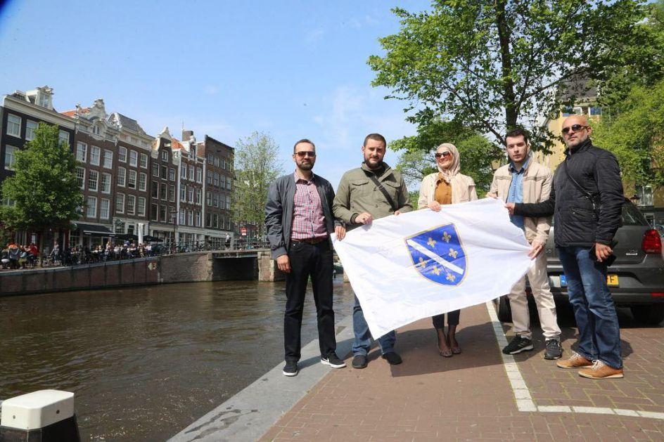 'Putevima bošnjačke dijaspore' u Hagu i Amsterdamu