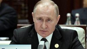 Putin: Bez pretnje od radijacije posle eksplozije na vojnom poligonu