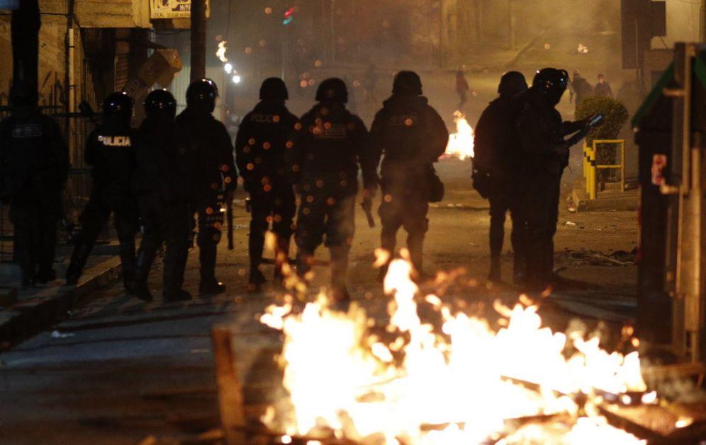 Putin: Bolivija na pragu haosa