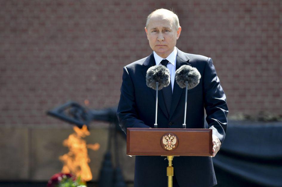 Putin: Geopolitički procesi postaju sve turbulentniji u svetu