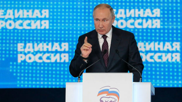 Putin: Hrišćanstvo i islam temelje se na istim vrednostima