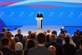 Putin: Jedinstvena Rusija je socijalno-orijentisana stranka