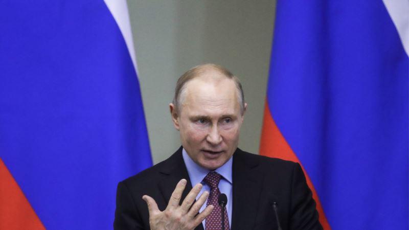 Putin: Kritike oko državljanstva Ukrajincima su čudne