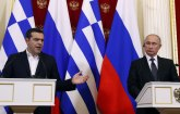 Putin: Mogli ste i bez teatralnosti; Cipras: Rešeno je