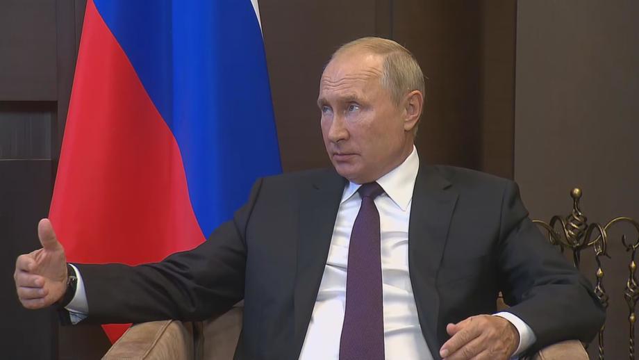 Putin: Moskva za iskrenu i konstruktivnu saradnju sa Evropskom unijom