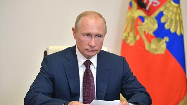 Putin: Narod je glavni garant stabilnosti u zemlji