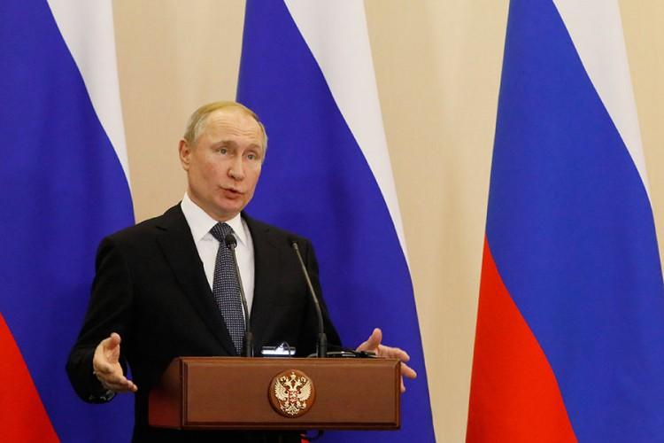 Putin: Nećemo prekinuti tranzit gasa preko Ukrajine