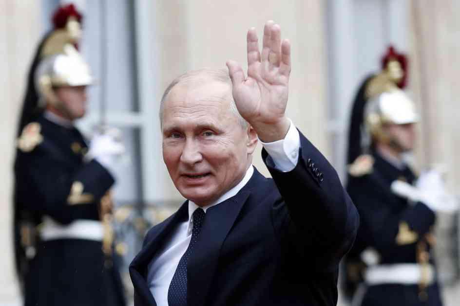 Putin: Nisam postavio preduslove za sastanak s Trampom