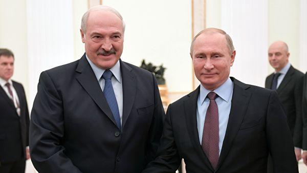Putin: Postoje sve osnove da budemo zadovoljni bilateralnim odnosima Rusije i Belorusije