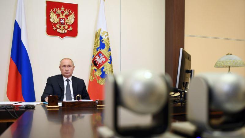 Putin: Registrovali smo vakcinu za upotrebu, moja kćerka vakcinisana
