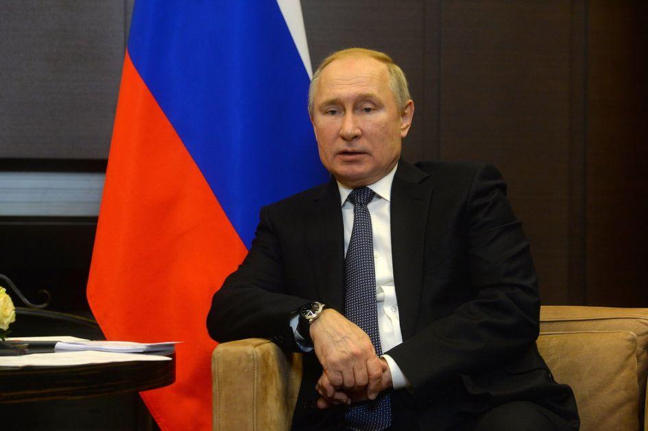 Putin: Rusija i Kina ne planiraju formiranje vojnog saveza