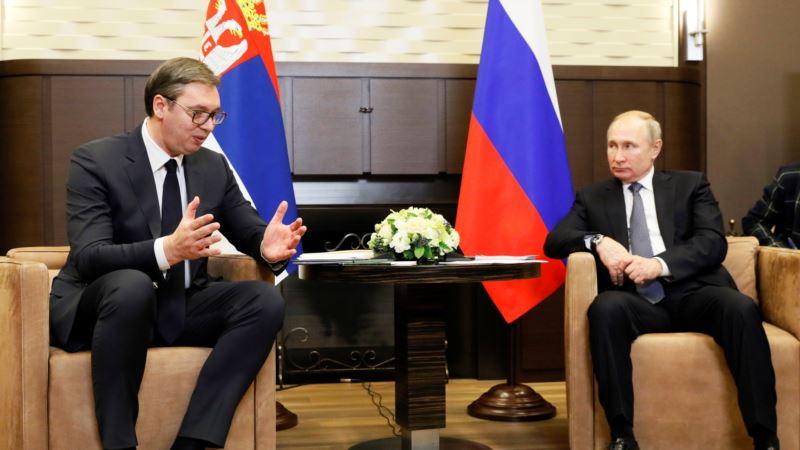 Putin: Rusija spremna da podrži moguća kompromisna rešenja ako idu u korist Beogradu