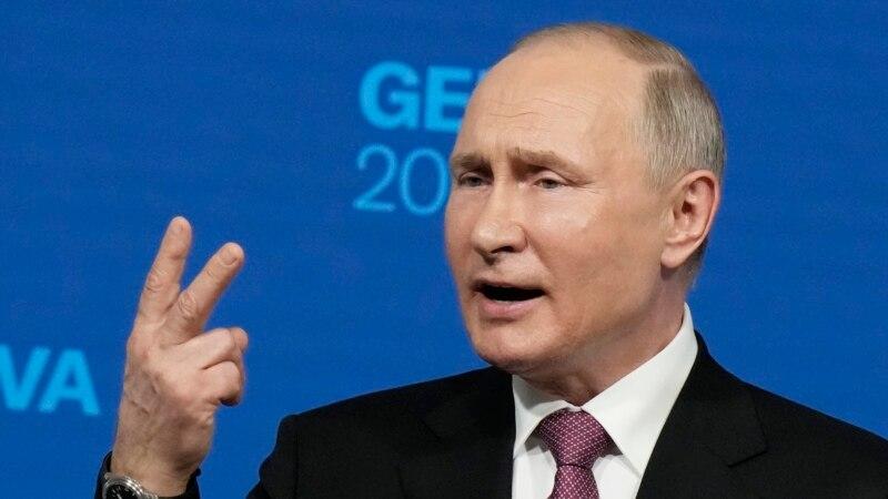 Putin: Rusija spremna za nastavak dijaloga, ako su i SAD