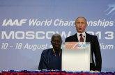 Putin: Rusija želi da prevaziđe probleme sa dopingom
