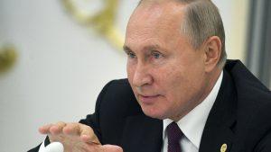Putin: Širenje NATO je pretnja Rusiji