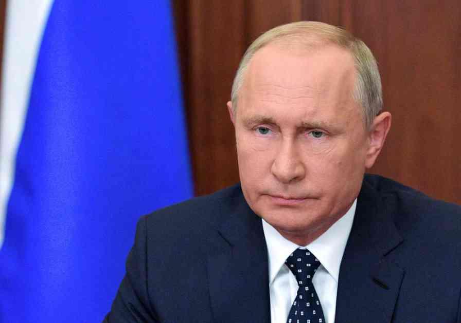 Putin: Žene u penziju sa 60 godina