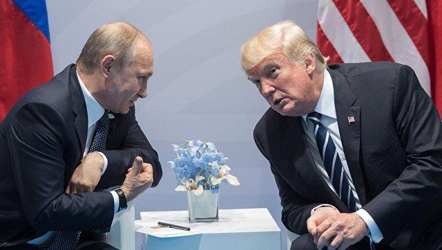 Putin čestitao Trampu rođendan