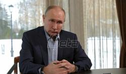 Putin demantovao da je vlasnik vile za koju ga optužuje Navaljni (VIDEO)