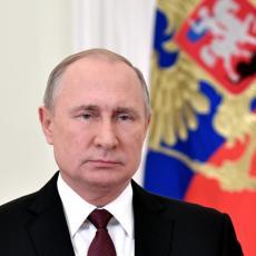 Putin dovodi i svoju zver u Beograd: Pokriven svaki MILIMETAR TRASE kojom će proći ruski predsednik (VIDEO)