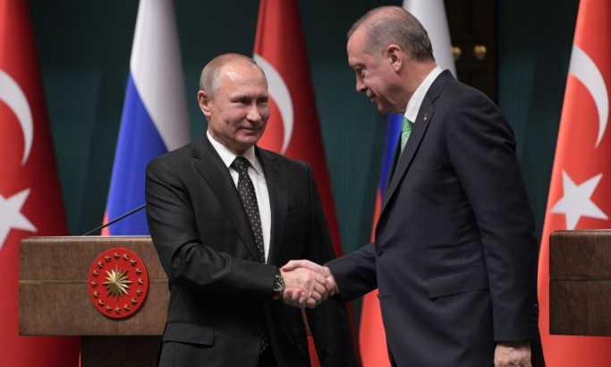 Putin i Erdogan na vrućoj telefonskoj liniji