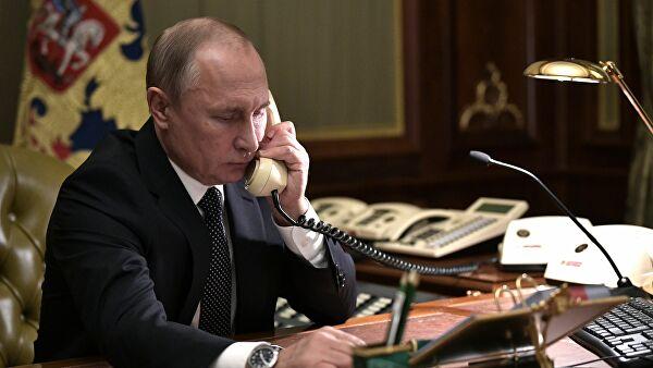 Putin i Erdogan razgovarali o situaciji na Bliskom istoku