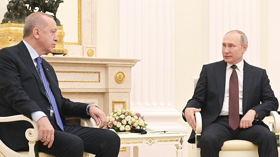 Putin i Erdogan razgovarali o situaciji u Nagornom Karabahu, Libiji i Siriji