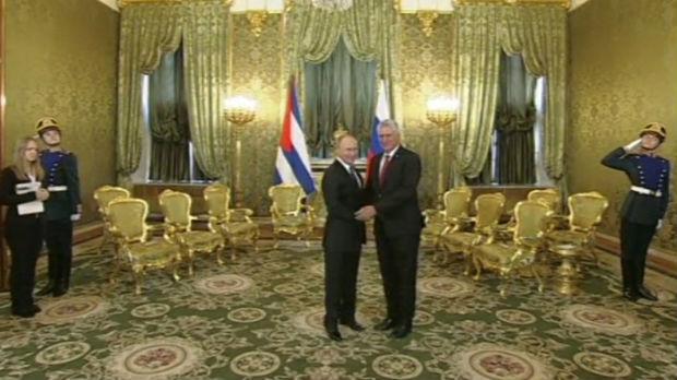 Putin i Kanel o američkim sankcijama Kubi i nuklearnom sporazumu