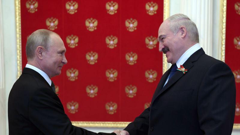 Putin i Lukašenka razgovarali o pritvorenim Rusima u Belorusiji