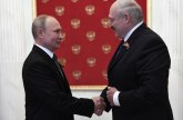 Putin i Lukašenko razgovarali o uhapšenim Rusima