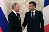 Putin i Makron 19. avgusta o bezbednosti u Evropi