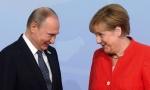 Putin i Merkelova razgovarali telefonom o Siriji