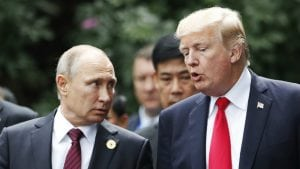Putin i Tramp o koroni i nafti