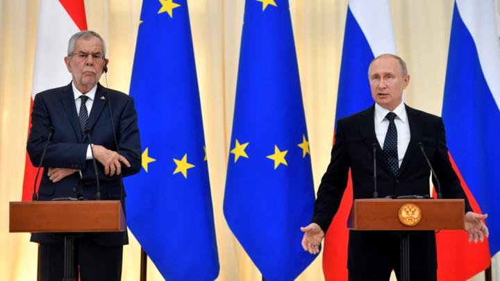 Putin i Van der Belen o Iranu, SAD i odnosima Rusije i Evropske unije