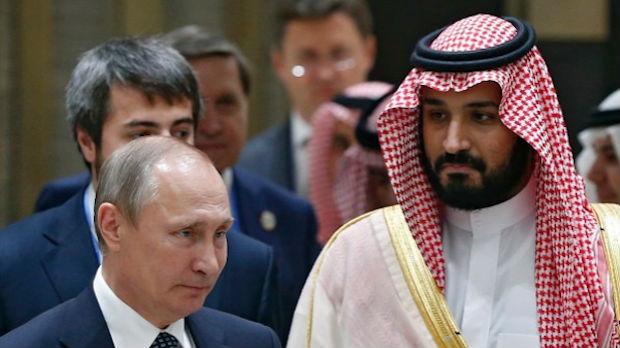 Putin i princ Muhamed o napadima na naftna postrojenja u Saudijskoj Arabiji