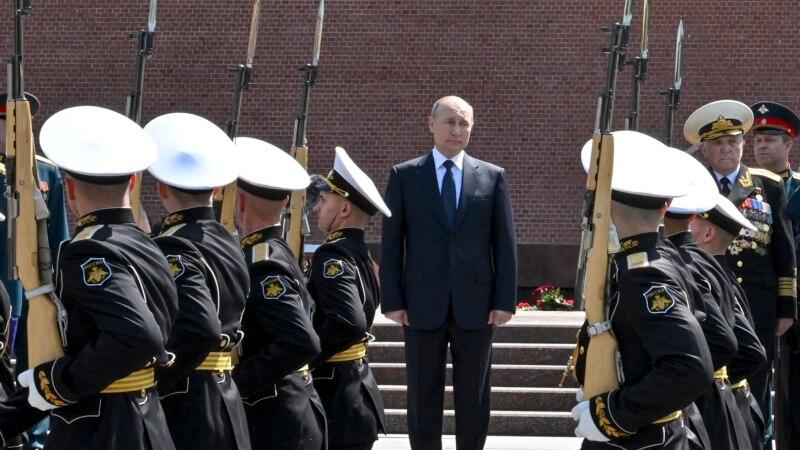 Putin kaže da želi partnerstvo sa Evropom na godišnjicu invazije nacista