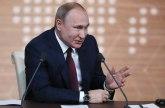 Putin kritikuje Amerikance