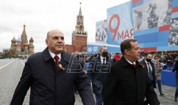 Putin na vojnoj paradi čestitao Dan pobede nad fašizmom (VIDEO)
