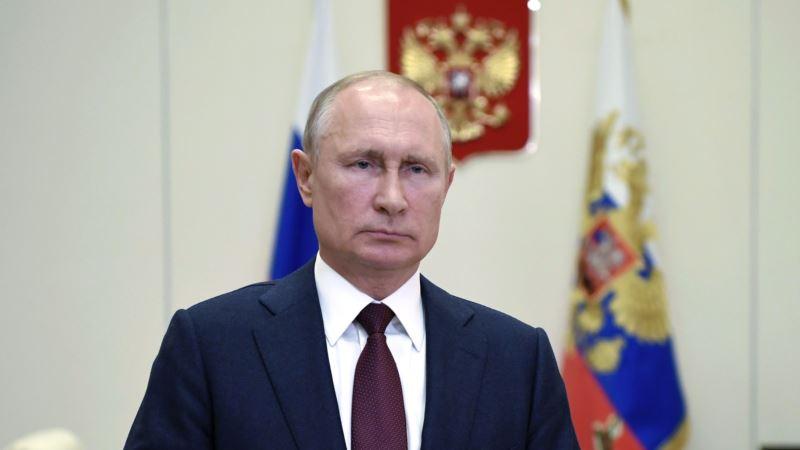 Putin najavio glasanje o ustavnim promjenama 1. jula
