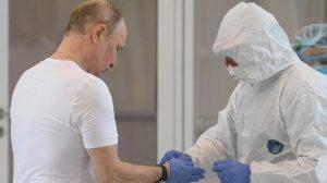 Putin najavio sa Trampom novi razgovor o pandemiji